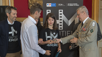 « Héritiers de mémoire », 24 mai 2018 aux Invalides à Paris Heritiers-de-memoire-24-mai-2018-b