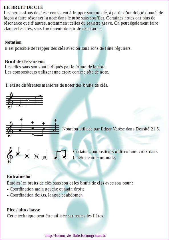 11) KEYCLICKS (Bruit de clé) Bruit-cle1