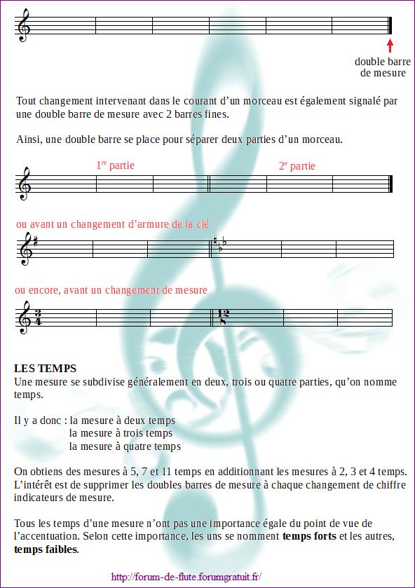 1) LA MESURE Mesure2