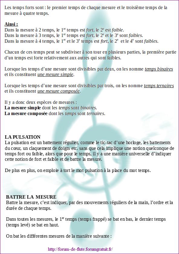 1) LA MESURE Mesure3