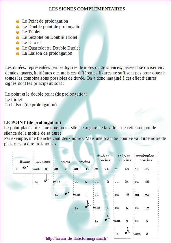 4) LES SIGNES COMPLÉMENTAIRES Signe-complementaire1