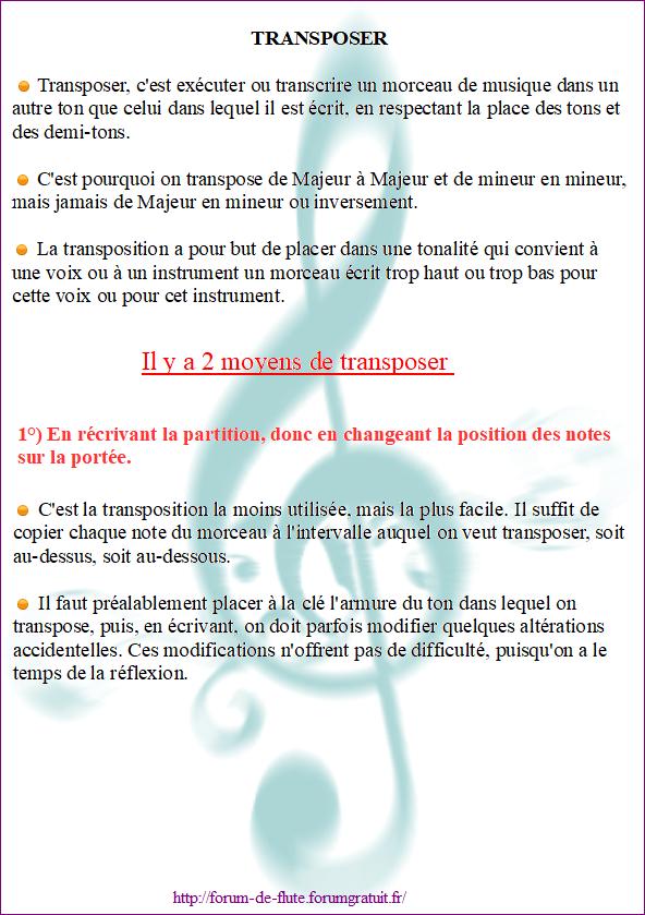 TRANSPOSER Transposer1