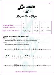 Apprendre la flûte à bec : Soprano